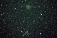 NGC6946, Firework Galaxy