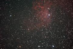 NGC281, PacMan Nebula