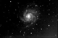 M101, Pinwheel Galaxy, Apr, 2006