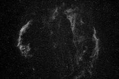 NGC6960, Northern Veil Nebula, Aug, 2008