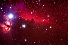 Barnard 33, Horsehead Nebula, Feb, 2009