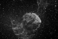 IC443, Jellyfish Nebula, Feb, 2009