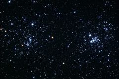 Caldwell 14, Double Cluster, Nov, 2009