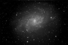 M33, Triangulum Galaxy Nov, 2009