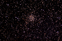 NGC7789 Caroline's Rose or the White Rose Cluster, Aug, 2010