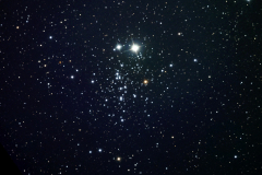 NGC 457 Dragonfly Cluster, Feb, 2010