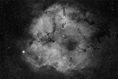 IC1396, Elephant's Trunk Nebula, Oct, 2010