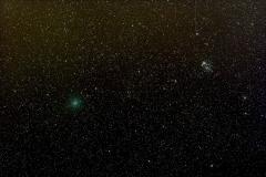 Comet Hartley, Oct, 2010