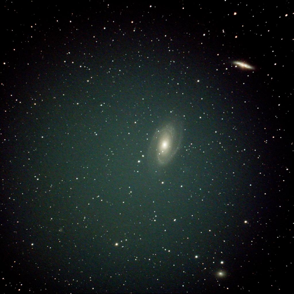 Bode's Nebula, M81 & M82